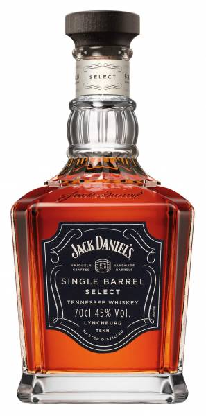 Jack Daniel's Single Barrel Select 0,7 Liter