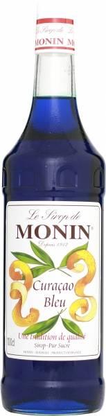 Monin Curacao Blau Sirup 1 Liter