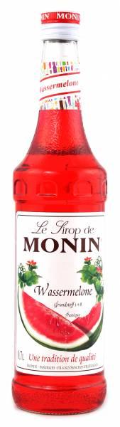 Monin Wassermelone Sirup 0,7 Liter