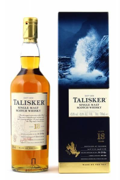 Talisker 18 Jahre Single Malt 0,7l