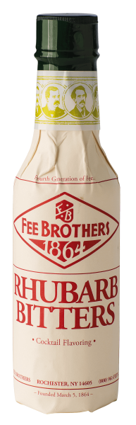 Fee Brother Rhubarb Bitters 4,5% - 150ml