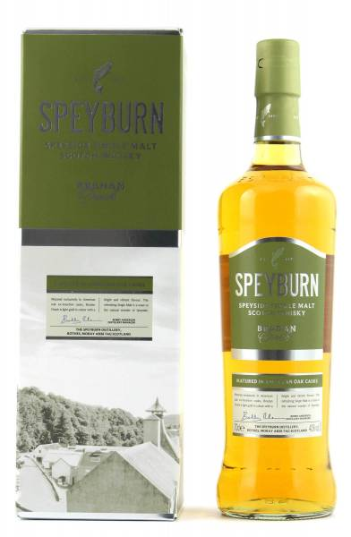 Speyburn Bradan Orach Single Malt 0,7l