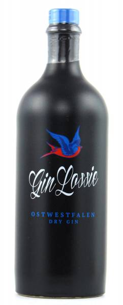 Gin Lossie Dry Gin 0,7 Liter