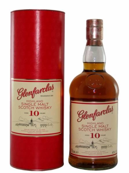 Glenfarclas 10 Jahre 0,7 Liter