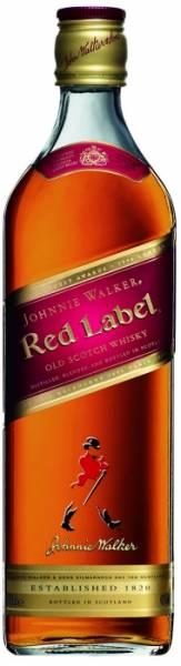 Johnnie Walker Red Label 0,7 Liter
