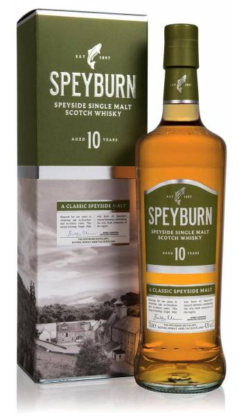 Speyburn 10 Jahre Single Malt Whisky 0,7l