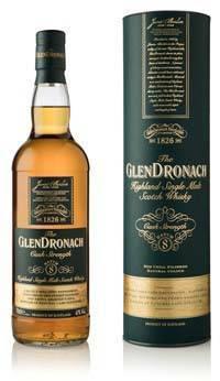 GlenDronach Cask Strength Batch #8 0,7l
