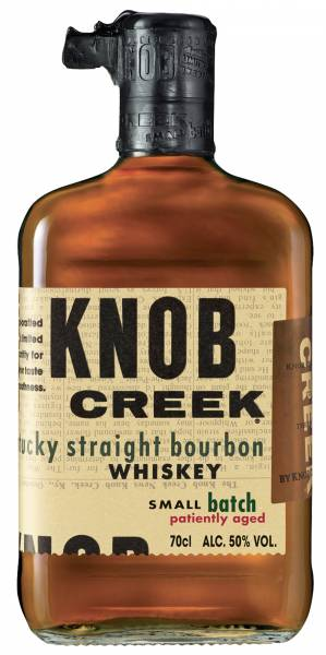 Knob Creek small Batch 0,7 Liter