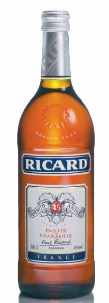 Ricard Anis Aperitiv 1 Liter