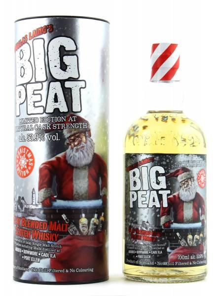 Big Peat Christmas Edition 2018 0,7l