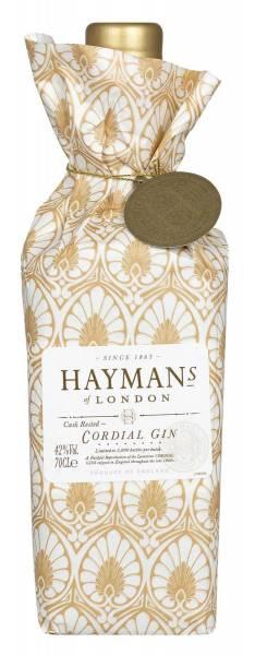 Hayman's Cordial Gin Cask 42% 0,7l