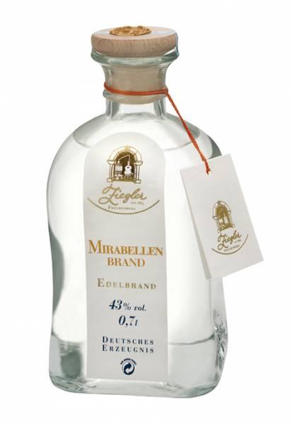 Ziegler Mirabellenbrand 0,7 Liter