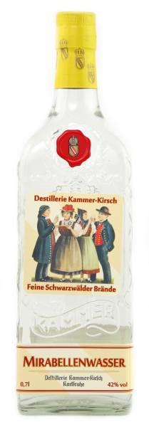 Kammer-Kirsch Mirabellenwasser 0,7 Liter