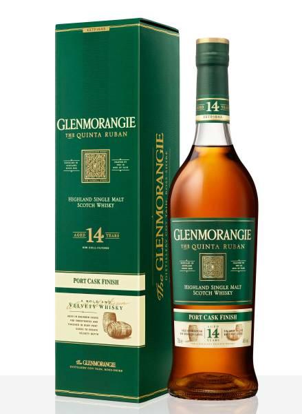 Glenmorangie Quinta Ruban 14 Jahre 0,7 Liter