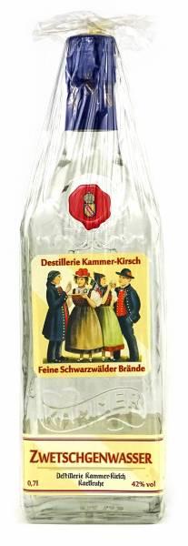 Kammer-Kirsch Zwetschge 0,7 Liter