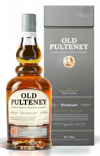 Old Pulteney Huddart Single Malt Whisky 0,7l