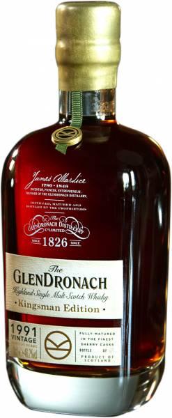 GlenDronach Kingsman Vintage 1991 0,7l