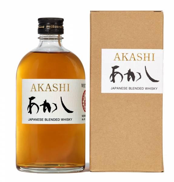 Akashi Japanese Blended Whisky 0,5 Liter