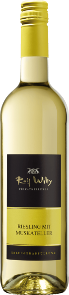 Rolf Willy Riesling mit Muskateller QbA 0,75l