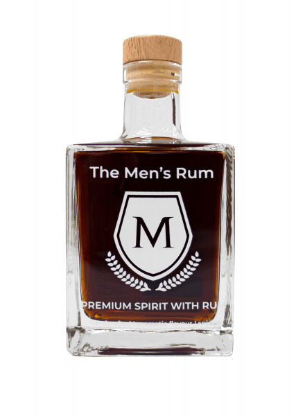 The Men´s Rum 0,5 Liter