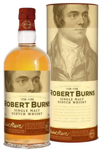 Arran Robert Burns Single Malt 0,7 Liter