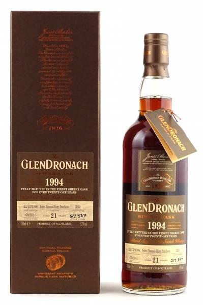 GlenDronach 1994 #339 21 Jahre Batch 14 0,7 Liter