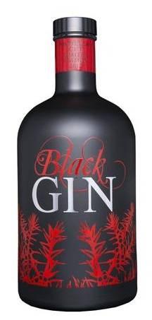 Gansloser Black Gin Distillers Cut 0,7 Liter