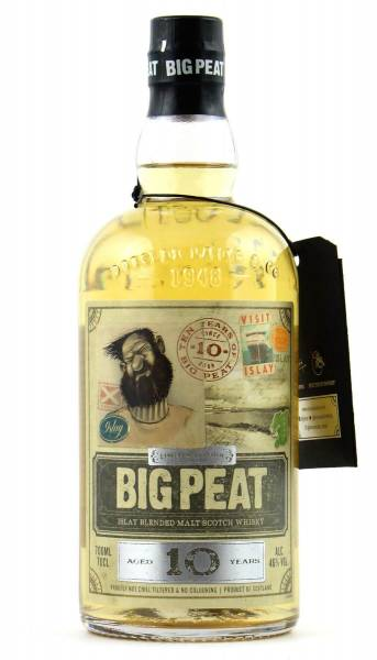 Big Peat 10 Jahre Limited Edition 0,7l