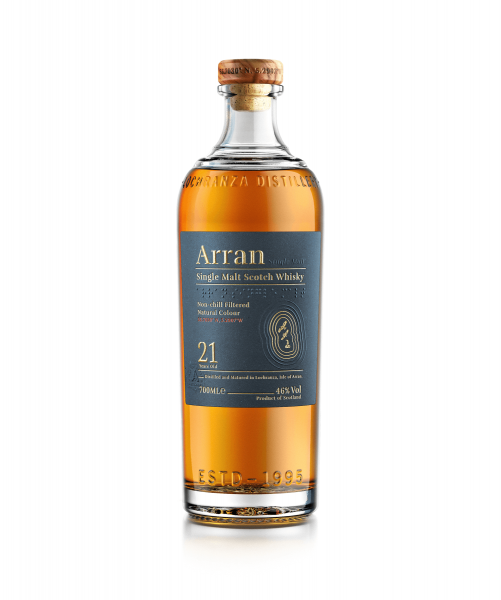 Arran 21 Jahre Single Malt Whisky 0,7l