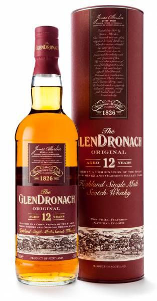 GlenDronach 12 Jahre 0,7 Liter