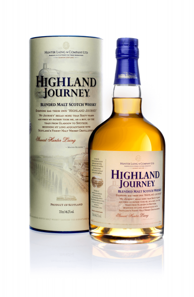 Hunter Laing Highland Journey 46,2% 0,7 Liter
