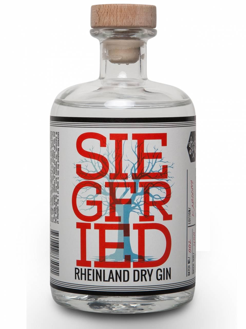 Siegfried Rheinland Dry Gin 0,5 Liter
