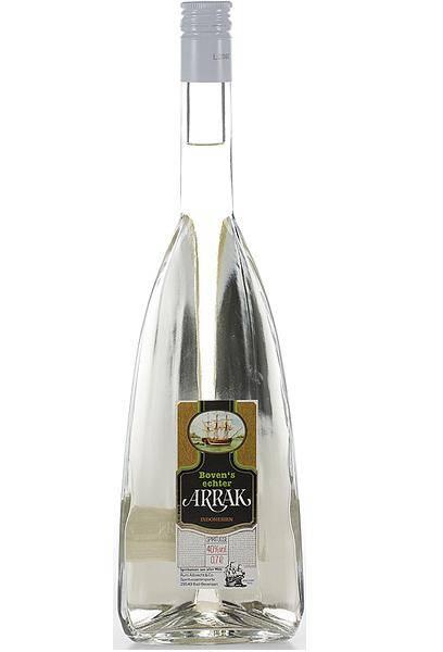 Boven´s echter Arrak Rum 0,7 Liter