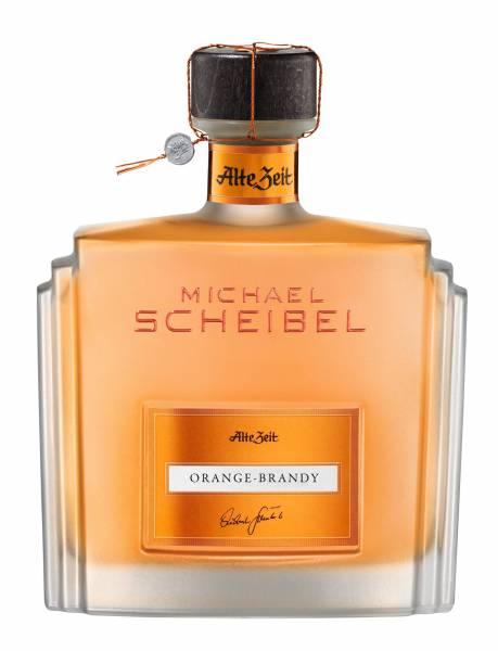 Scheibel Alte Zeit Orange-Brandy 0,7l -limitiert-