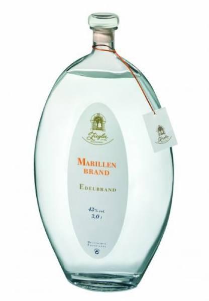 Ziegler XXL Marillenbrand (Aprikose) 3,0 Liter