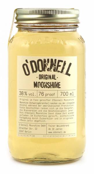 O'Donnell Original Moonshine 0,7l