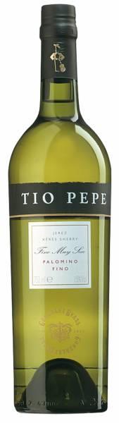 Tio Pepe Sherry Palomino Fino 0,75l