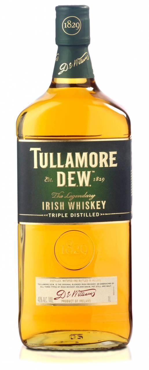 Tullamore Dew 1,0 Liter