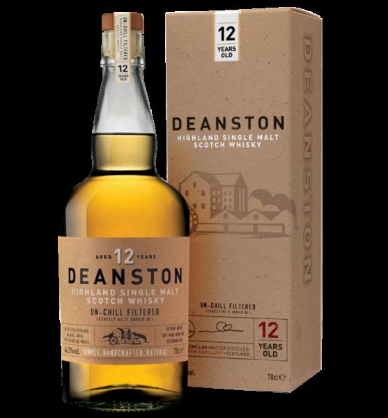 Deanston 12 Jahre 0,7 Liter