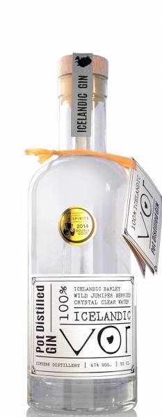 Vor Gin Island 0,5 Liter
