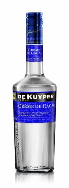 De Kuyper Creme de Cacao Weiß 0,7 Liter