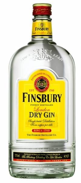 Finsbury Gin 0,7 Liter