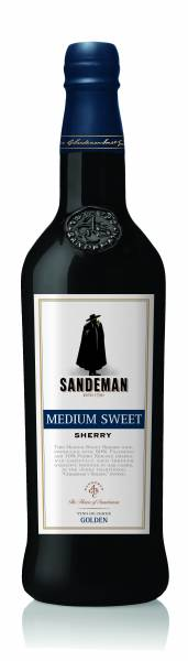 Sandeman Medium Sweet 0,75 Liter