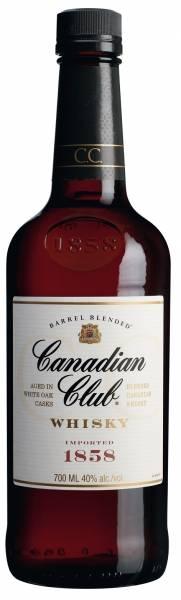 Canadian Club 0,7 Liter