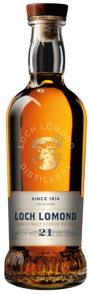 Loch Lomond 21 Jahre Single Malt Whisky 0,7l