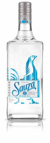 Sauza Silver Tequila 0,7l