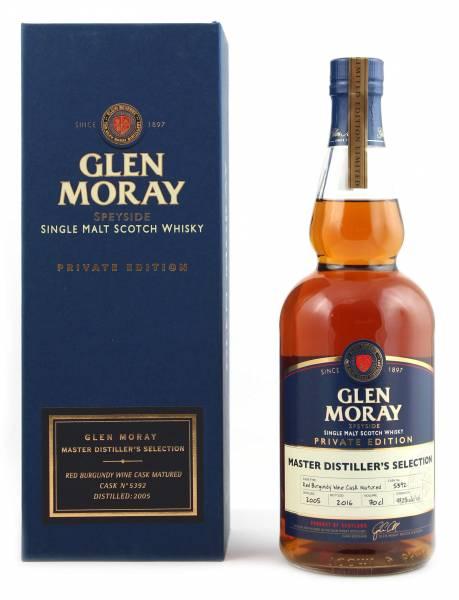 Glen Moray Burgundy 2005 Cask #5392 0,7l