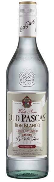 Old Pascas Ron Blanco 0,7 Liter