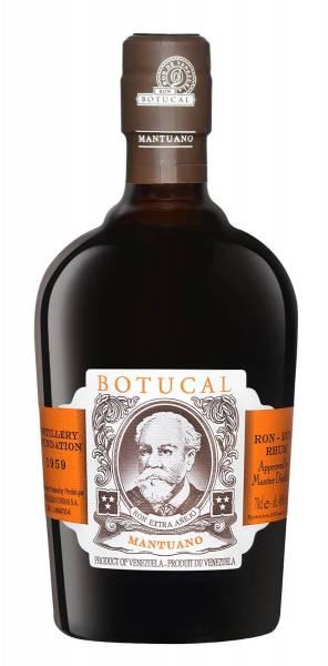 Botucal Mantuano Rum 0,7 Liter