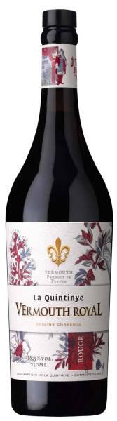 La Quintinye Vermouth Rouge 16,5% 0,75l